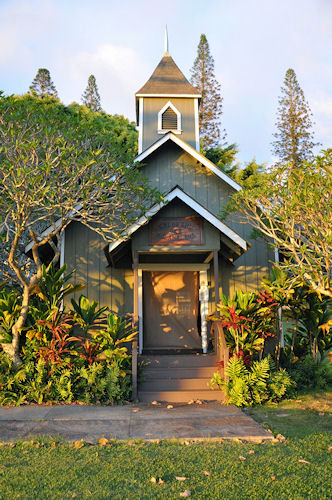 Ka Lokahi oka Malamalama church - lodge_at_koele