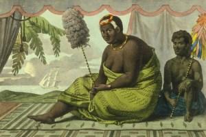 Queen Ka'ahumanu