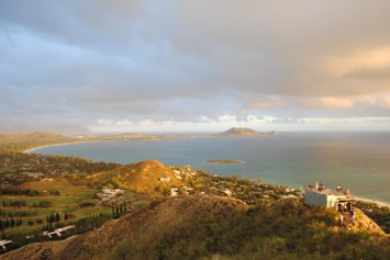 Kailua and Fire Control Station Podmore