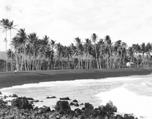 Kaimu Beach-1915