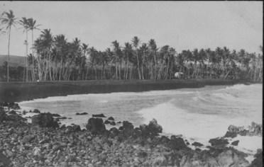 Kaimu Black Sand Beach, Kalapana-PP-29-9-002