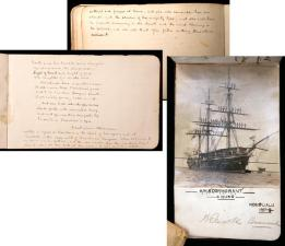 Kaiulani_Autograph_Book-Stevenson_Original_Poem_and_Signature