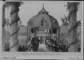 Kalakaua's _Coronation-P-36-4-003-1883