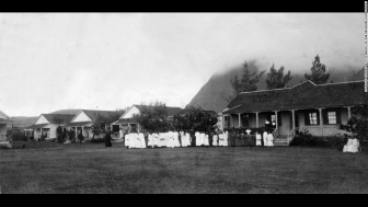 Kalaupapa home for unprotected girls