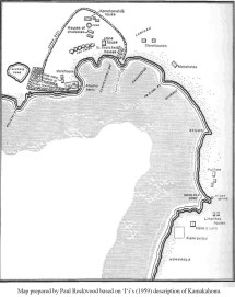 Kamakahonu map by Rockwood based on Ii-Rechtman