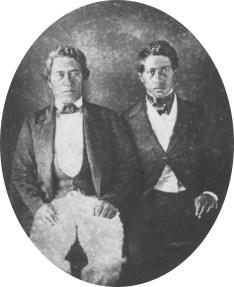 Kanaina and Lunalilo
