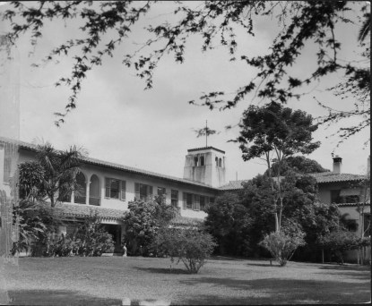 Kapiolani Maternity Home - formerly the home of A Drier - on Makiki and Beretania St-PP-40-7-017