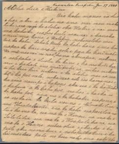 Kapiolani - Ruggles Jan 17, 1840-1