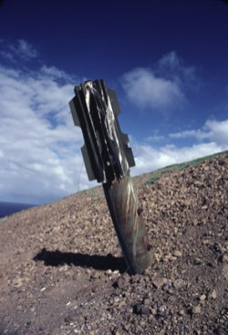 Bomb on Kaula, Navy target island NW of Niihau