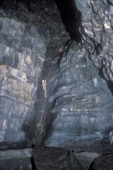 Kazumura Cave-Olaa First Drop