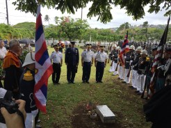 Kealoha Grave _site Ceremony-Memorial Day-2017