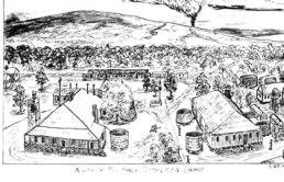 Kilauea Military Camp, 1942