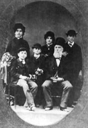 Knudsen Family Group, Vienna-(knudsen-trust)-1885
