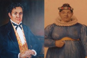 Laʻanui and Namahana