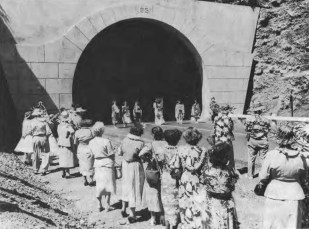 Lahaina Tunnel Dedication (1951)