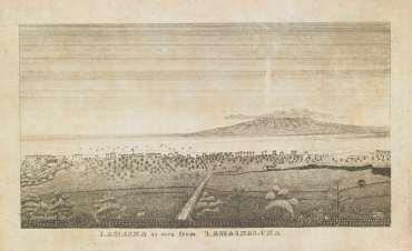 Lahaina as seen from Lahainaluna