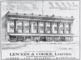 Lewers & Cooke Ad-January 1, 1902