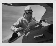 Lewis, Edward H., student solo flight-PP-75-3-017-mid_1930s