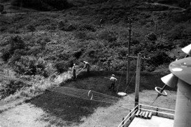 Looking down from Transmitter Building-(DavidJessup)-