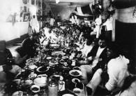 Luau_of_Kalakaua_at_his_boathouse_in_1883_or_1887-WC