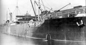 Lurline first steamer-enters service with accommodations for 51 passengers-1908