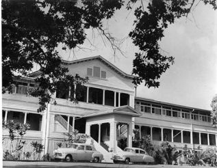 Lyman Hall-Hilo Boarding School-1952-53