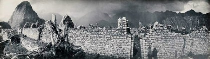 Machu-Picchu-typical houses