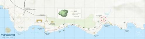 Mahaulepu_Heritage_Trail-(7-Makauwahi_Cave)-Map