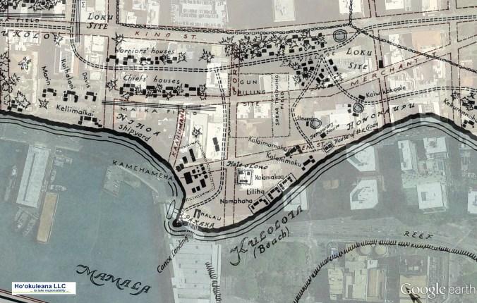 Maika Field-1810-Map over Google Earth