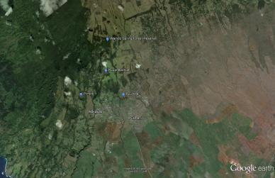 Makawao-Waihou_Spring-Google Earth