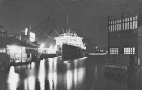 Malolo in Sydney-Nov 1929