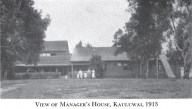 Manager's House Kualapuu-1913-Cooke