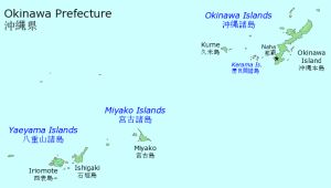 Map-okinawa-prefecture
