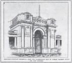 McKinley Memorial Arch at Public Market-McKinley Memorial Fund-PCA-Nov_13,_1907