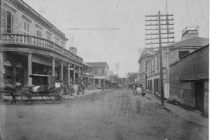 Merchant Street Historic District, Honolulu