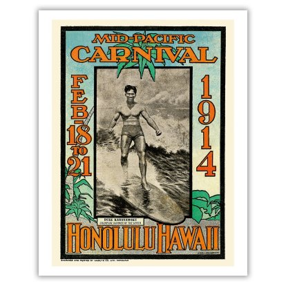 Mid-Pacific Carnival-1914