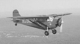 Miss Veedol, a Bellanca CH-400 Skyrocket, NR796W, circa 1931