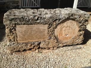 Mission Houses Hale Pai Sign