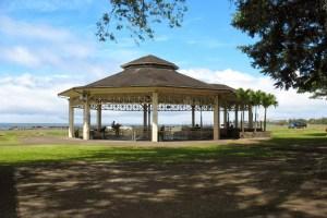 Moʻoheau Bandstand