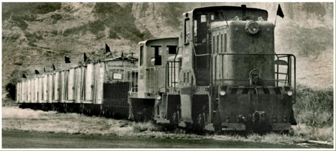 Munitions_train-heading_out_of_Lualualei-1966