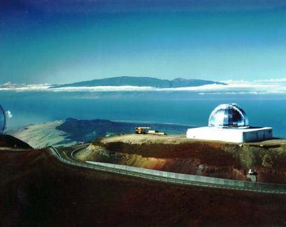 NASA Infrared Telescope Facility Built in 1979