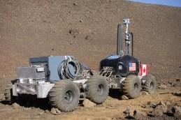 NASA and its international partners are using Mauna Kea for equipment testing to advance future space exploration (NASA-Amber Philman)