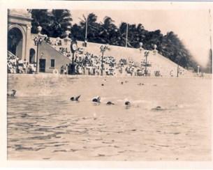 Natatorium-swimming