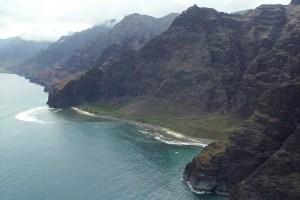 Nu'alolo Kai, Nā Pali Coast, Kauaʻi