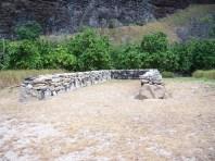Nualolo_Kai_restored hālau wa'a (canoe shed)