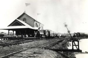 Train Terminal, Depot