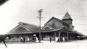OR&L Railroad Depot