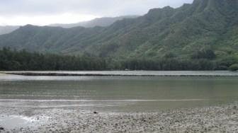 Oahu-HuiluaFishpond-KahanaValley-WC-Bradshaw