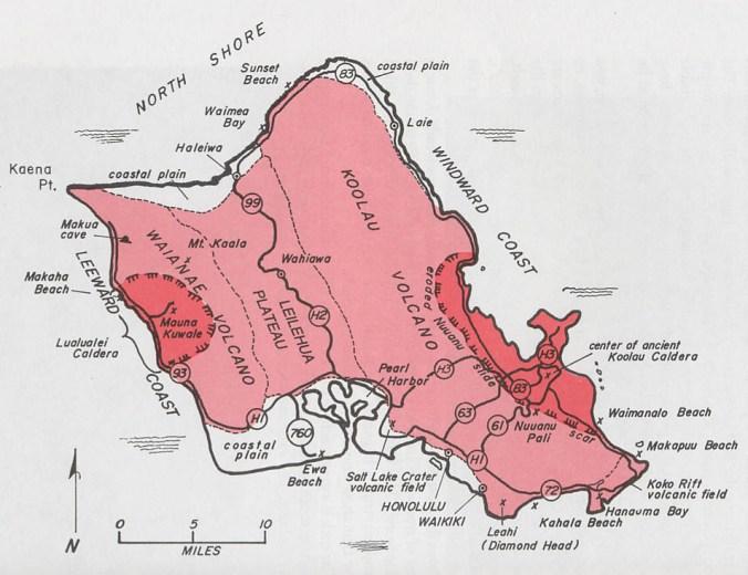 Oahu-Waianae-Koolau-Caldera-SOEST