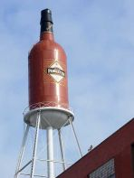 Old Forester Bourbon Water Tower, Louisville Kentucky